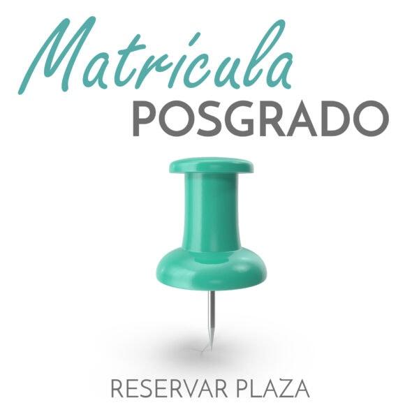 Comprar Plaza Posgrado