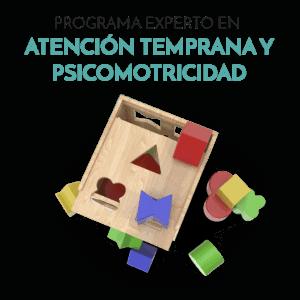 PROGRAMA EXPERTO EN ATENCIÓN TEMPRANA Y PSICOMOTRICIDAD